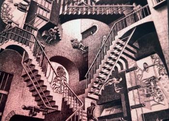 Exhibition Escher