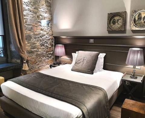 Camera Singola / Letto matrimoniale – FORVM BOUTIQUE HOTEL