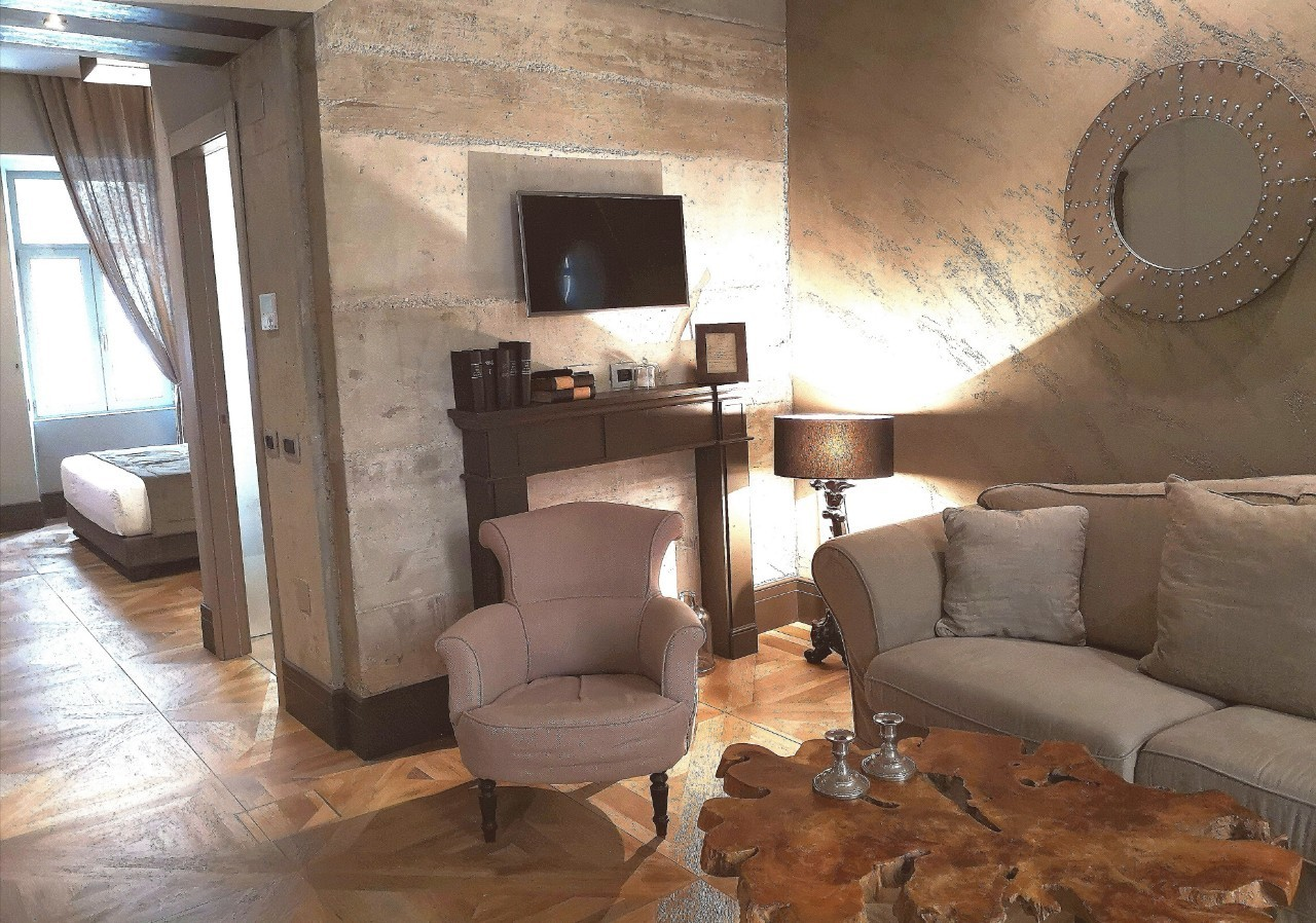 Suite CXIX Forvm Luxury Experience